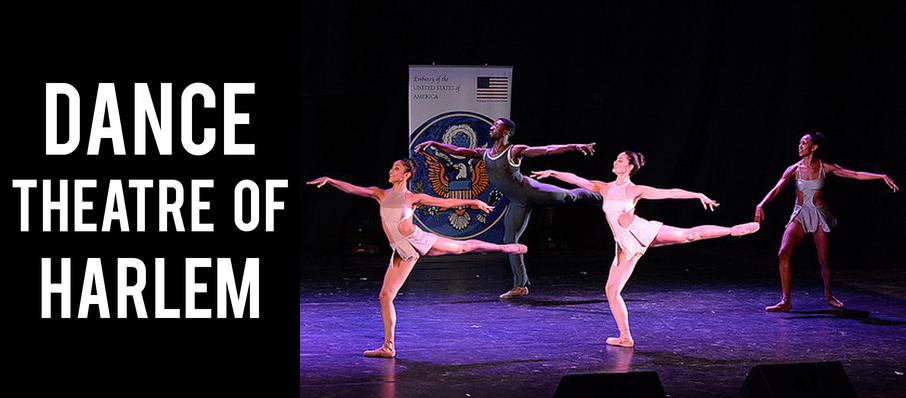 Dance Theatre of Harlem at ASU Gammage Auditorium
