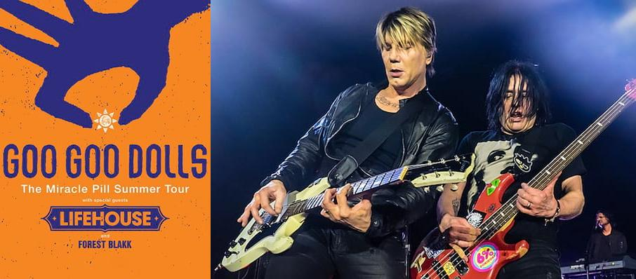 The Goo Goo Dolls at Marquee Theatre