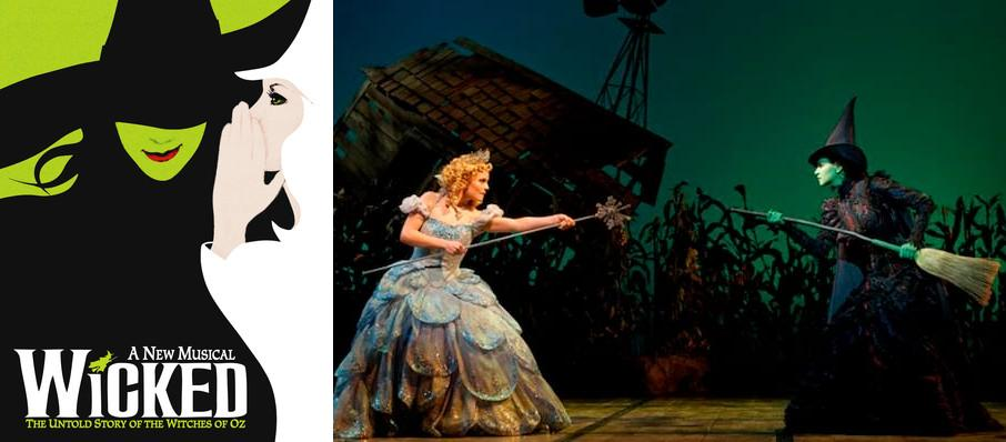 Wicked at ASU Gammage Auditorium