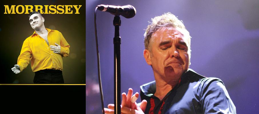 Morrissey at Marquee Theatre