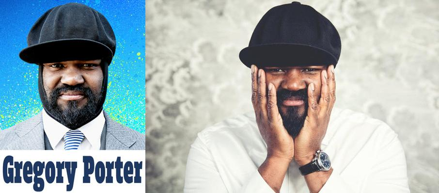 Gregory Porter at Virginia G Piper Theater