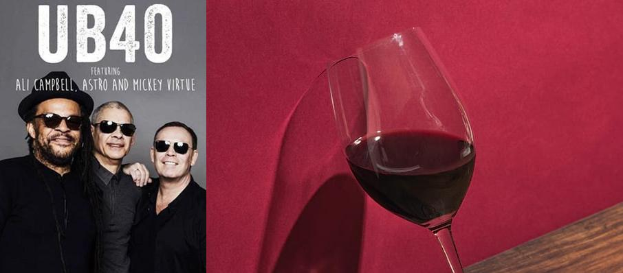 UB40 at Marquee Theatre