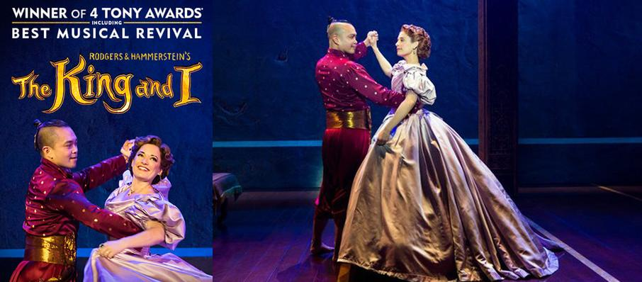 Rodgers & Hammerstein's The King and I at ASU Gammage Auditorium