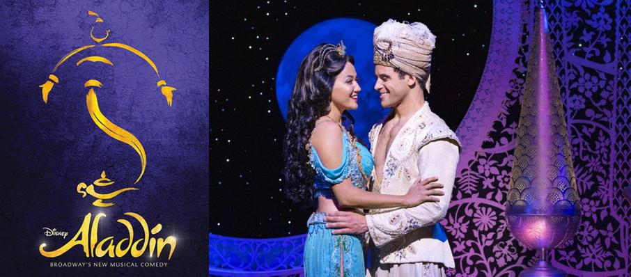 Aladdin at ASU Gammage Auditorium