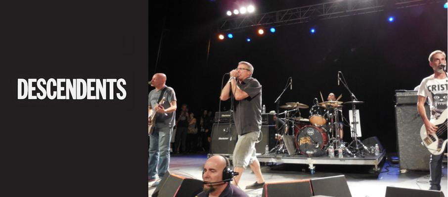 Descendents at Marquee Theatre