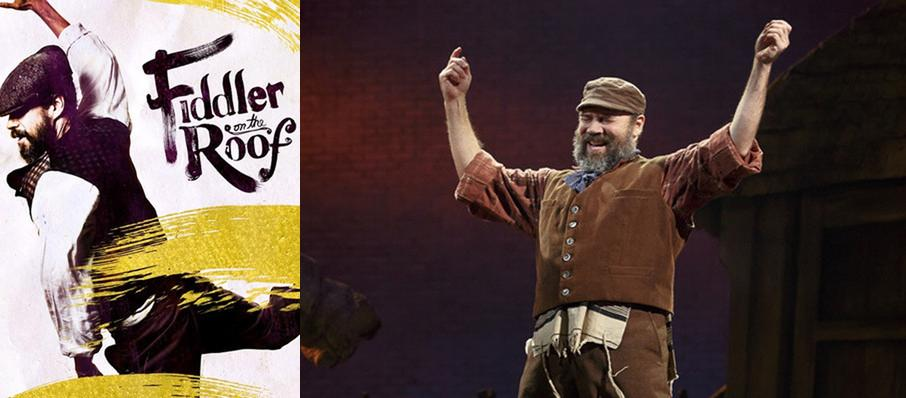Fiddler on the Roof at ASU Gammage Auditorium