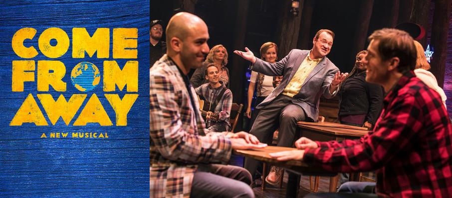 Come From Away at ASU Gammage Auditorium