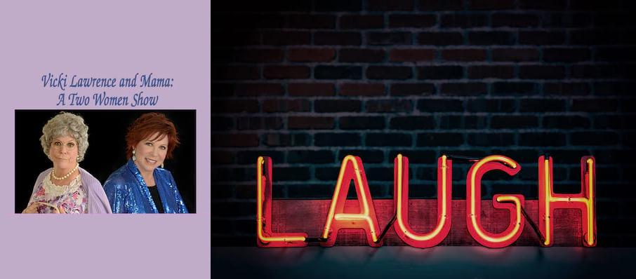 Vicki Lawrence at Virginia G Piper Theater