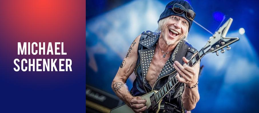 Michael Schenker at Marquee Theatre