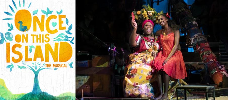 Once On This Island at ASU Gammage Auditorium