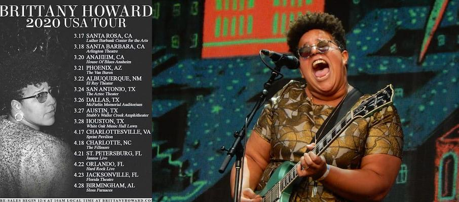 Brittany Howard at Marquee Theatre