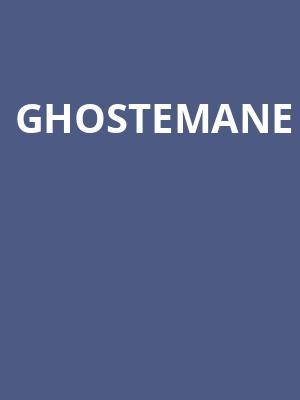 Ghostemane Tickets Calendar - Apr 2019 - Club Red Tempe
