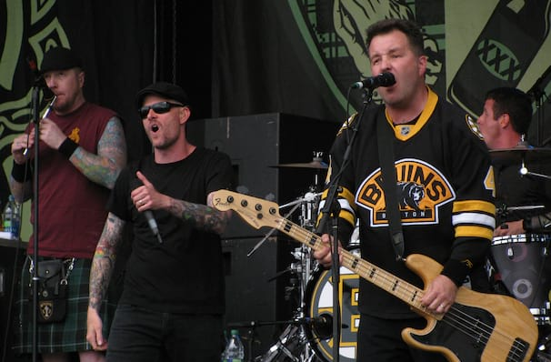 Dropkick Murphys dates for your diary