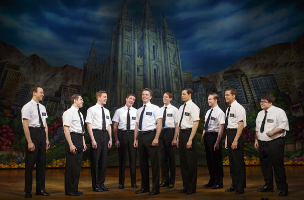The Book of Mormon, ASU Gammage Auditorium, Tempe