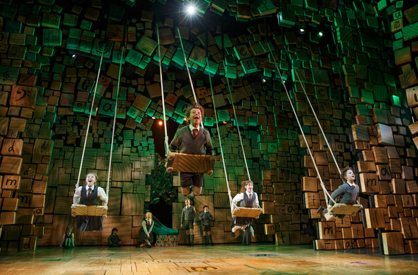 Matilda The Musical, ASU Gammage Auditorium, Tempe