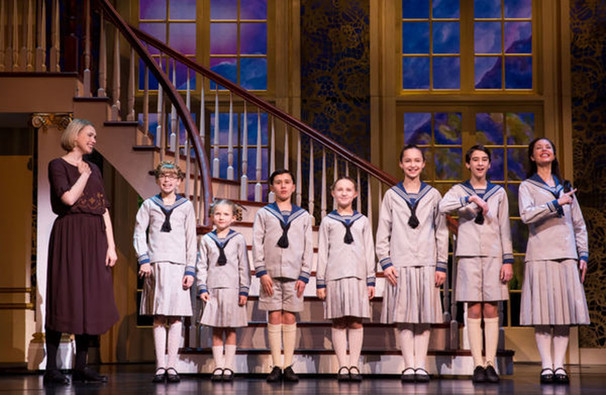 The Sound of Music, ASU Gammage Auditorium, Tempe