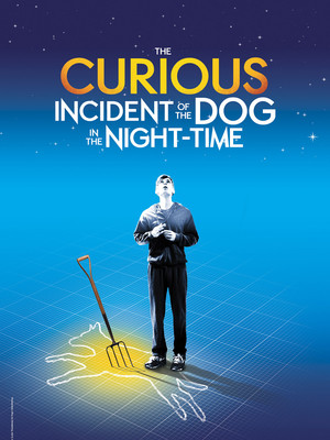 The Curious Incident of the Dog in the Night Time, ASU Gammage Auditorium, Tempe